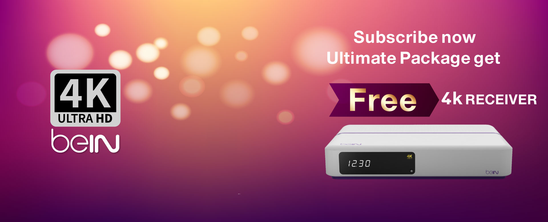 beIN Offer 2021 Ultemate Package, beIN Offer, bein sports offer, beIN Ultimate Package, bein Promotions, bein sports Promotions