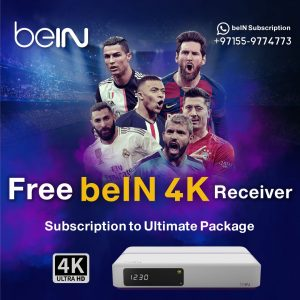 beIN 4K Receiver Free